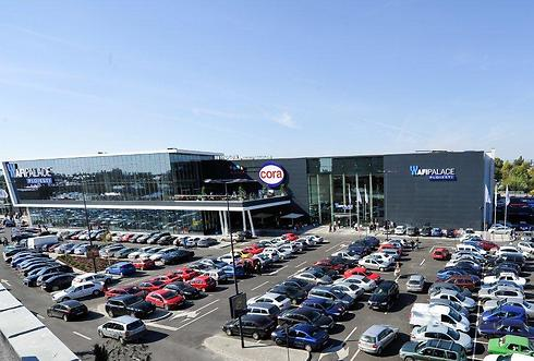 Africa Israel mall in Romania (Photo: AFI Europe)