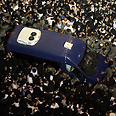 Rabbi Ovadia Yosef's Funeral Photo: EPA