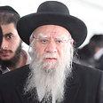 Rabbi Eliyahu Bakshi-Doron. 'Great defamation of God' Photo: Ohad Zwigenberg