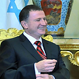 Edelstein in Rome Photo: Eran Sidis, speaker's spokesman