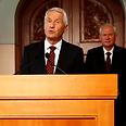 Announcing the Nobel Peace Prize Photo: Reuters