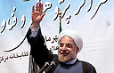 Hassan Rohani (Photo: AP)