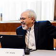 Iran's Zarif Photo: Reuters