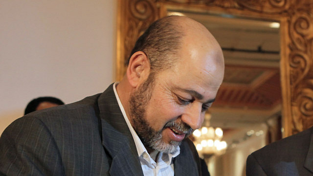 Moussa Abu Marzouk (Photo: EPA)