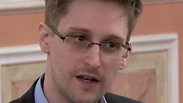 Edward Snowden Photo: AP
