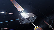 European satellite