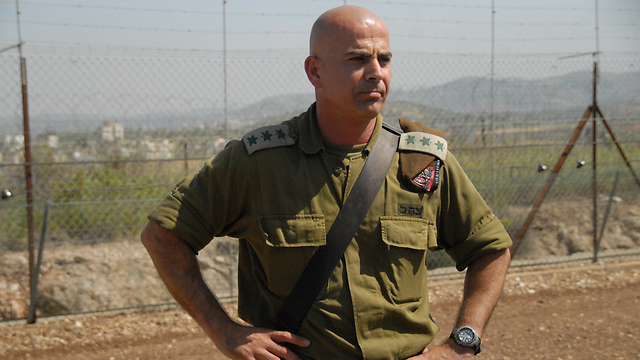 Col. Rassan Alian (Photo: IDF Spokesperson's Unit)