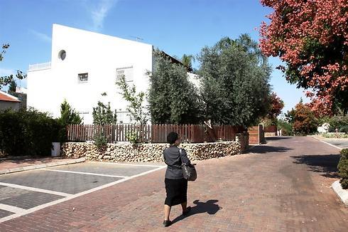 שכונת קריית דוד ברחובות (צילום: אבי מועלם)