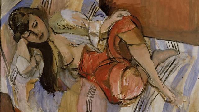 Matisse's Odalisque (Photo: AP)