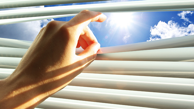 חשוב לנצל את השמש (צילום: shutterstock)