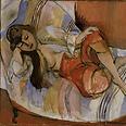 """Matisse's """"Odalisque"""" Photo: AP"""