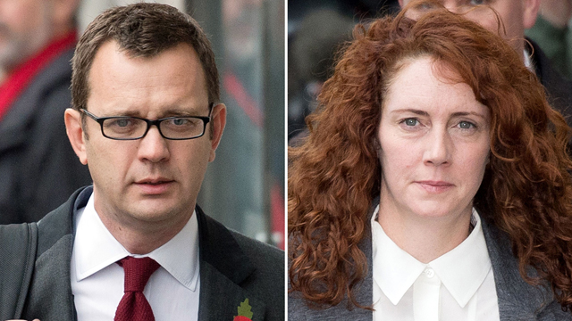 הרומן ביניהם התחיל ב-1998. ברוקס וקולסון (צילום: AFP)