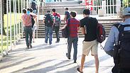 שידור חי: שנת הלימודים האקדמית מתחילה