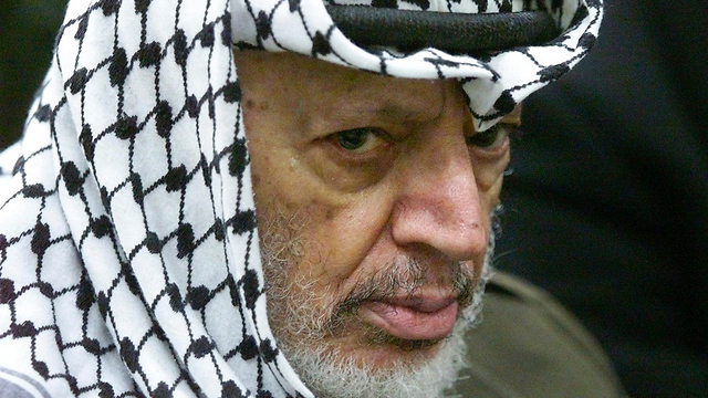 Yasser Arafat  'did not die a natural death' (Photo:AP)
