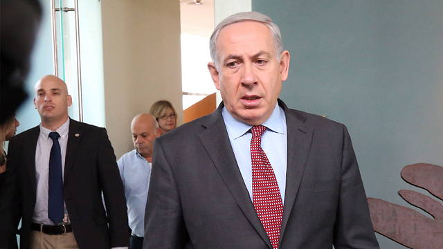 Netanyahu: Iranians got everything (Photo: Shaul Golan, Yedioth Ahronoth)