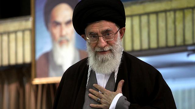 Iran's spiritual leader Ali Khamenei (Photo: Reuters)