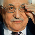 Peace to continue 'regardless of what happens on the ground.' Abbas Photo: AP