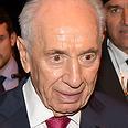 President Peres Photo: EPA