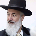 Former Chief Rabbi Yona Metzger Photo: Motti Kimchi