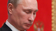 Russian President Vladimir Putin Photo: Reuters