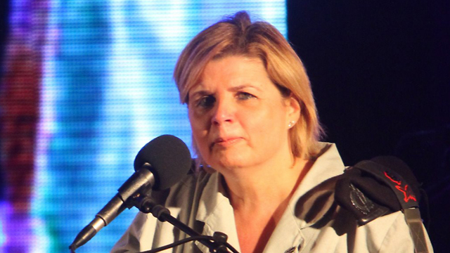 Maj. Gen. Orna Barbivai (Photo: Hagai Aharon) (Photo: Hagai Aharon)