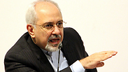 Iran FM Zarif Photo: MCT