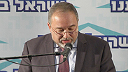 Foreign Minister Avigdor Lieberman Photo: Eli Mandelbaum