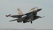 "IAF ""Blue Flag"" drill with the US, Italy and Greece air forces. Photo: Yair Sagi"