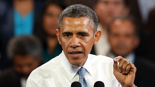 Poll: 56% disapprove of Obama's foreign policy (Photo: AFP)