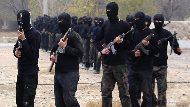 Al-Qaeda fighters in Syria (Photo: Reuters)
