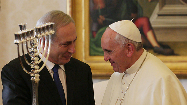 PM meets Pope (Photo: MCT)