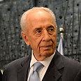 President Peres Photo: Kobi Gideon, GPO