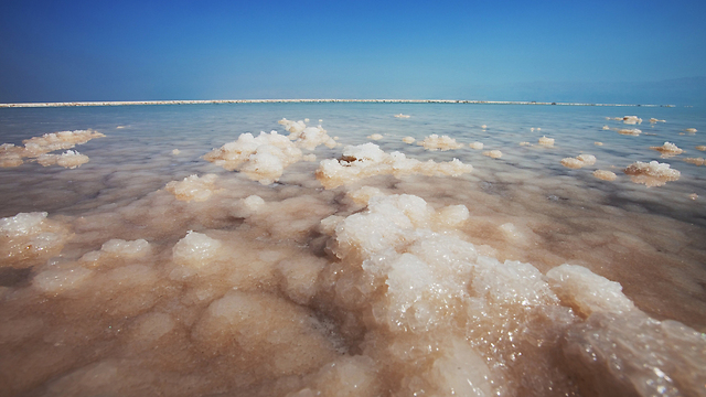 Dead Sea (Photo: Shutterstock)