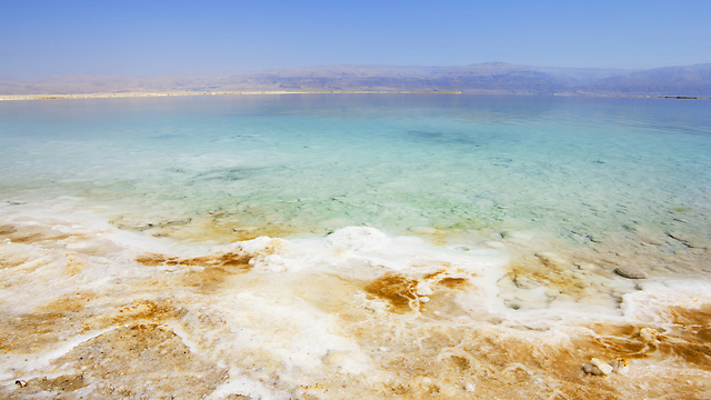 Regional plan to save Dead Sea (Photo: Shutterstock)
