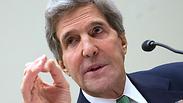 John Kerry Photo: AFP