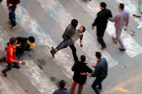 Egyptian turmoil (Photo: Reuters)