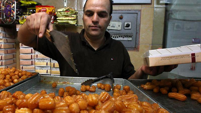 Iranian fast food restaurants