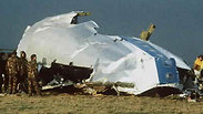 Remains of Pan Am Flight 103 Photo: Reuters