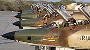 Iranian Air Force Phantom jets