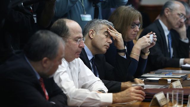 Livni and Lapid likely to vote in favor (Photo: Amit Shaavi)