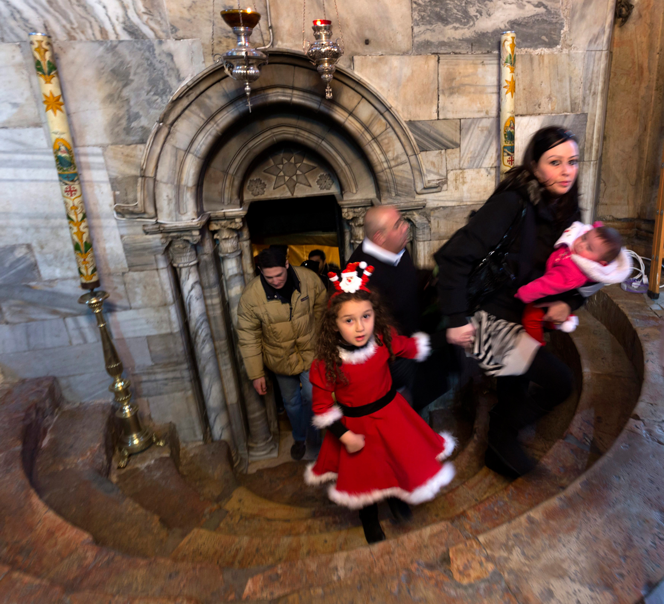 Church of the Holy Sepulcher in Jerusalem (Photo: EPA)