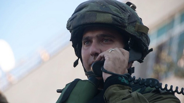 Lt. Col. Dani Oaken (Photo: IDF Spokesperson's Unit)