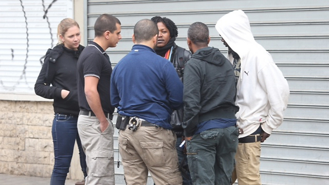 Police remain understaffed Neve Shaanan (Photo: Motti Kimchi)