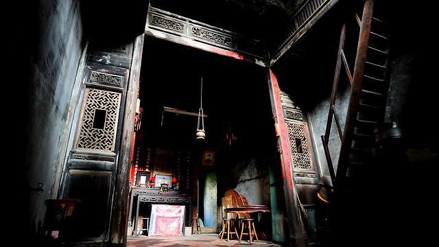 משכן משפחת Shi  מתקופת המאה ה-19, Lukang, טיוואן (צילום: Husky221)