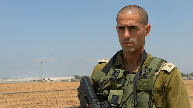 Commanding officer of the regiment, Lieut. Col. Roei Levi (Photo: IDF Spokesperson)