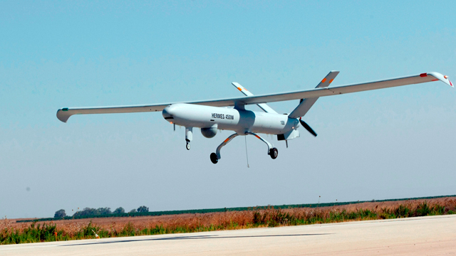 Israeli UAV (Photo: Elbit Systems)