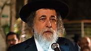 Rabbi Isaac Schapira Photo: Ben Kelmer