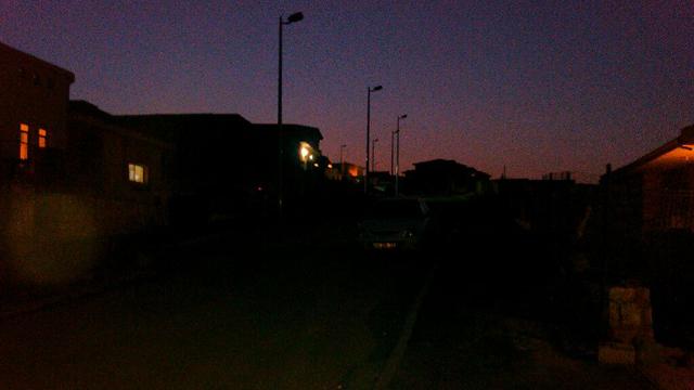 Bnei Dekalim at nightfall