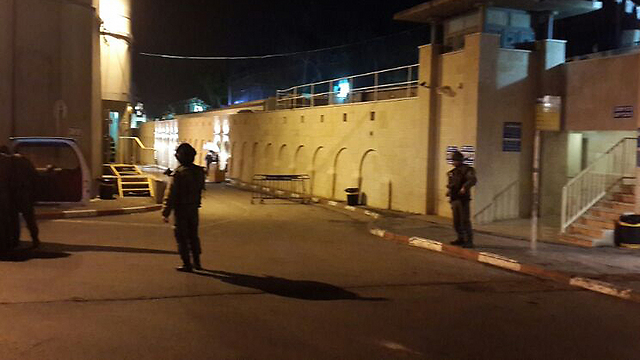 Security forces at scene of attack (Photo: Jerusalem Rescue Forces)