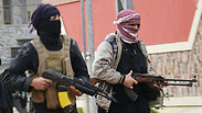 Tribal fighters in Iraq's Anbar province Photo: Reuters